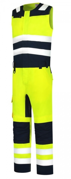 TRICORP-Kombihose, Bicolor, Basic Fit, 280 g/m², yellow-ink