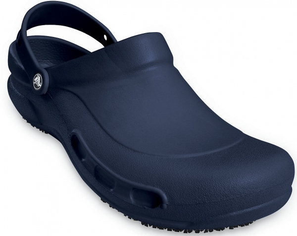 CROCS-Bistro Clogs, navy