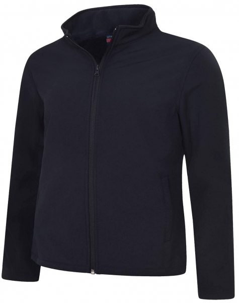 Uneek-Clothing-UX Softshell Jacket, marine