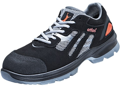 ATLAS-S1-Sicherheits-Arbeits-Berufs-Schuhe, Halbschuhe, Ergo-Med 2000, ESD, blau