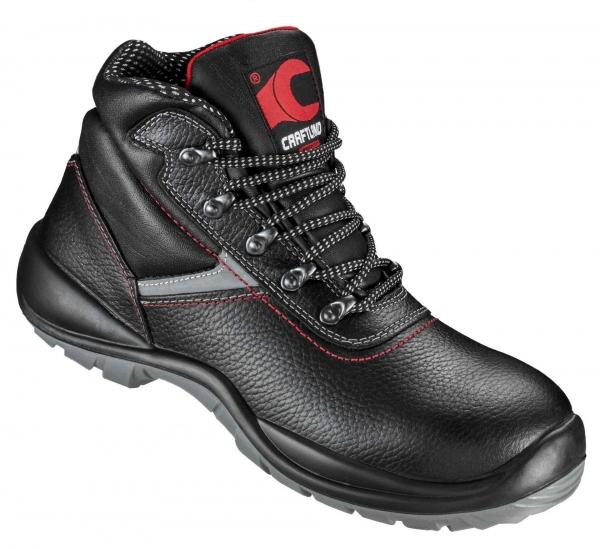F-S3-CRAFTLAND-Sicherheits-Arbeits-Berufs-Schuhe, Schnürstiefel, hoch, *WEDEL NUOVU*