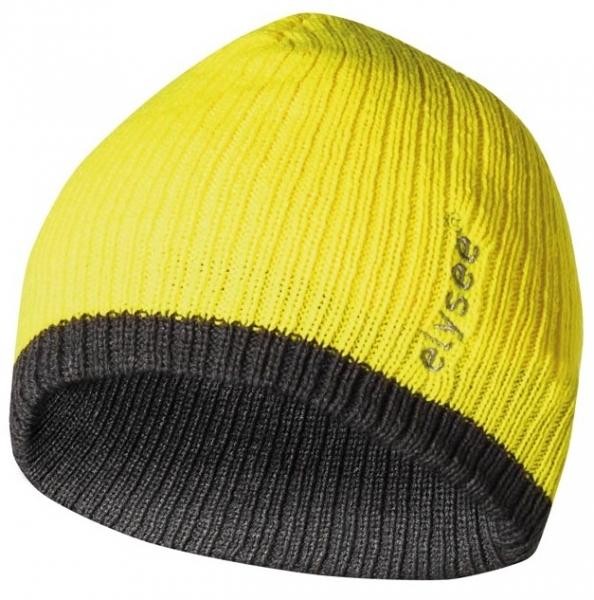 F-ELYSEE Thinsulate-Warn-Schutz-Mütze, MARIUS, fluoreszierend gel