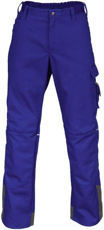 KÜBLER-Workwear-Arbeits-Berufs-Bund-Hose, Image Vision Dress, MG 295, kornblau/anthrazit