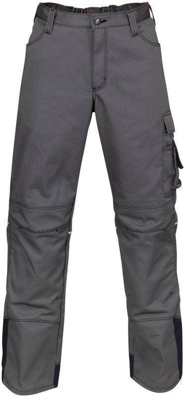 KÜBLER-Workwear-Arbeits-Berufs-Bund-Hose, Image Vision Dress, MG 295, anthrazit/schwarz