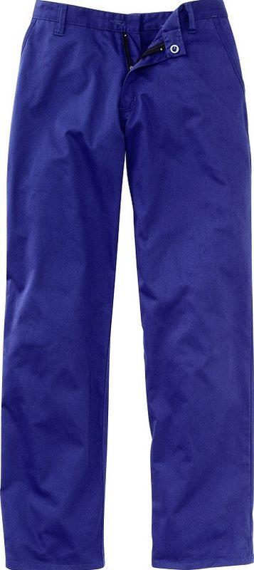 KÜBLER-Workwear-Arbeits-Berufs-Bund-Hose, Eco Plus-Dress, MG 270, kornblau