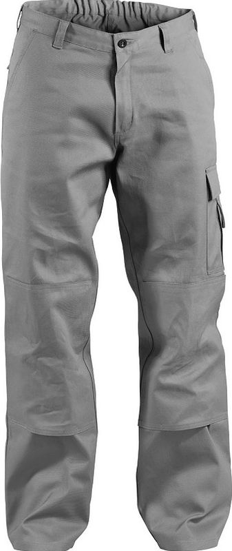 KÜBLER-Workwear-Arbeits-Berufs-Bund-Hose, Quality Dress, BW 285, hellgrau