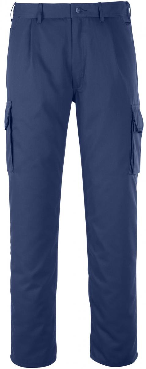 MASCOT-Workwear, Arbeits-Berufs-Cargo-Hose, Orlando, 90 cm, 310 g/m², marine