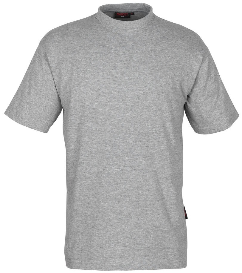 MASCOT-Workwear, T-Shirt, Java, 195 g/m², grau-meliert