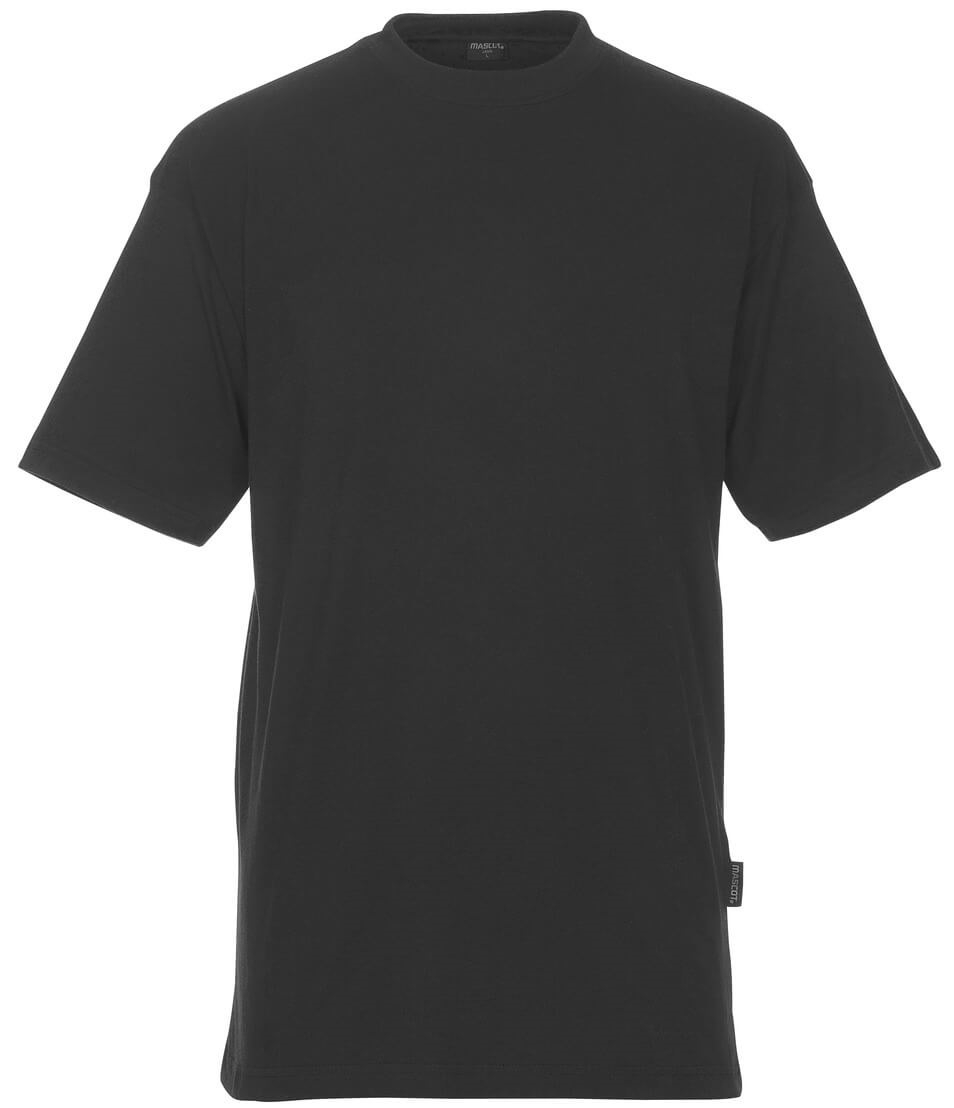 MASCOT-Workwear, T-Shirt, Java, 195 g/m², schwarz