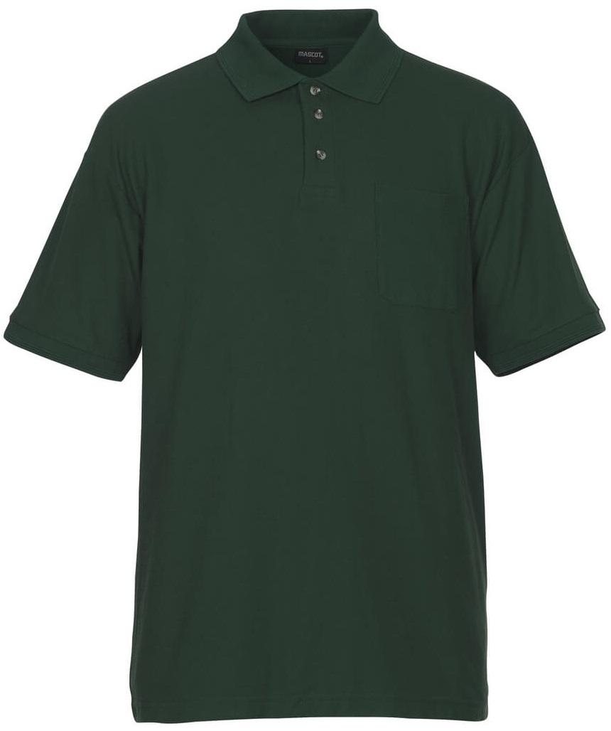 MASCOT-Workwear, Polo-Shirt, Borneo, 180 g/m², grün