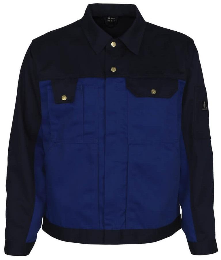 MASCOT-Workwear, Arbeits-Berufs-Bund-Jacke, Como, 310 g/m², kornblau/marine