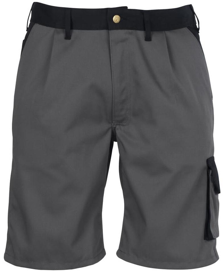 MASCOT-Workwear, Arbeits-Shorts, Lido, 310 g/m², anthrazit/schwarz