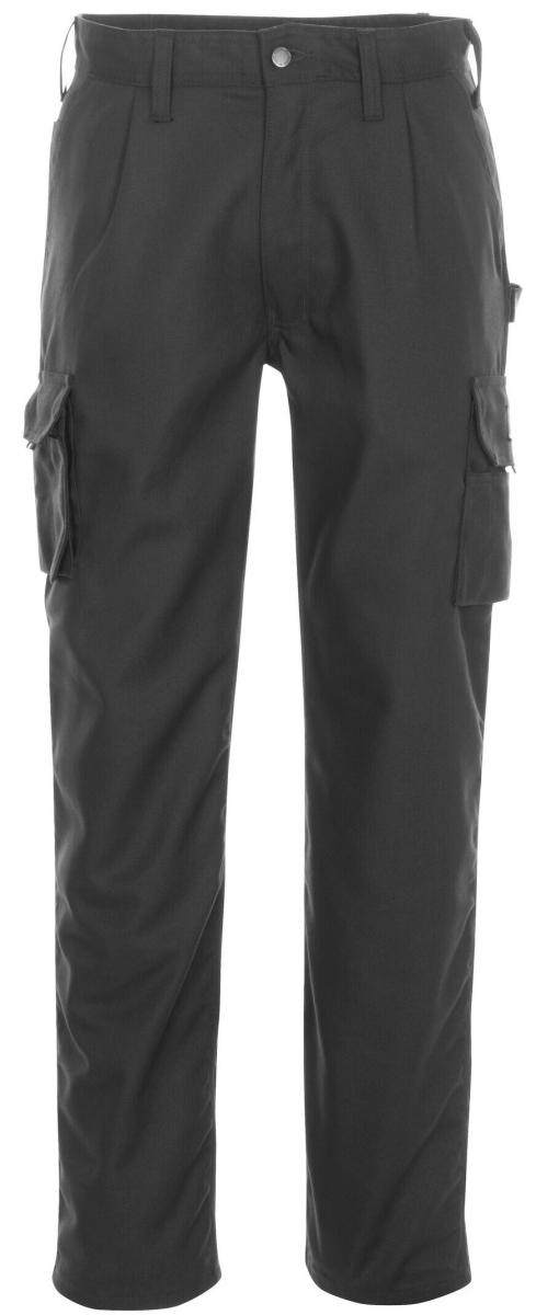 MASCOT-Workwear, Arbeits-Berufs-Bund-Hose, Toledo, 82 cm, 310 g/m², schwarz
