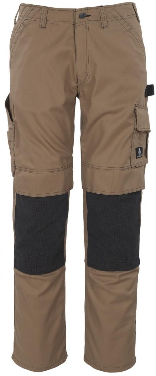 MASCOT-Workwear, Arbeits-Berufs-Bund-Hose, Lerida, 90 cm, 310 g/m², khaki