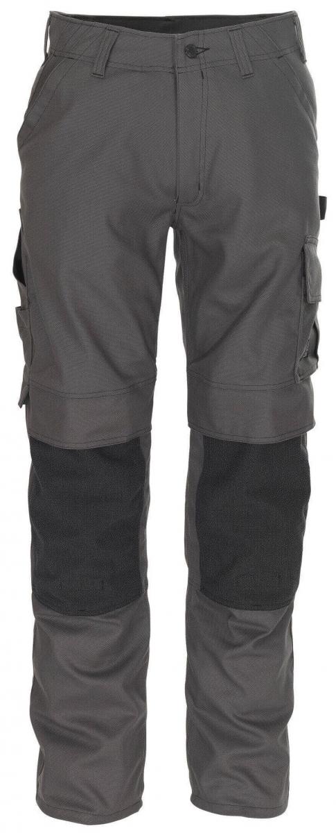 MASCOT-Workwear, Arbeits-Berufs-Bund-Hose, Lerida, 90 cm, 310 g/m², anthrazit