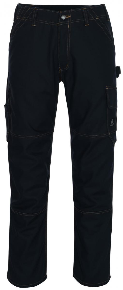 MASCOT-Workwear, Arbeits-Berufs-Bund-Hose, Faro, 82 cm, 310 g/m², schwarzblau
