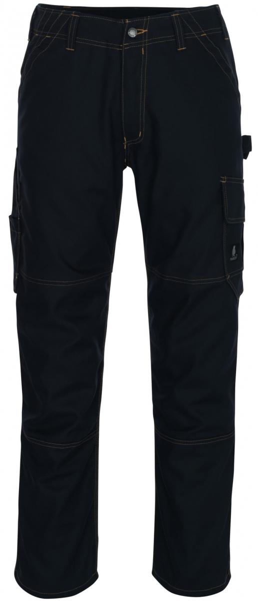 MASCOT-Workwear, Arbeits-Berufs-Bund-Hose, Faro, 90 cm, 310 g/m², schwarzblau