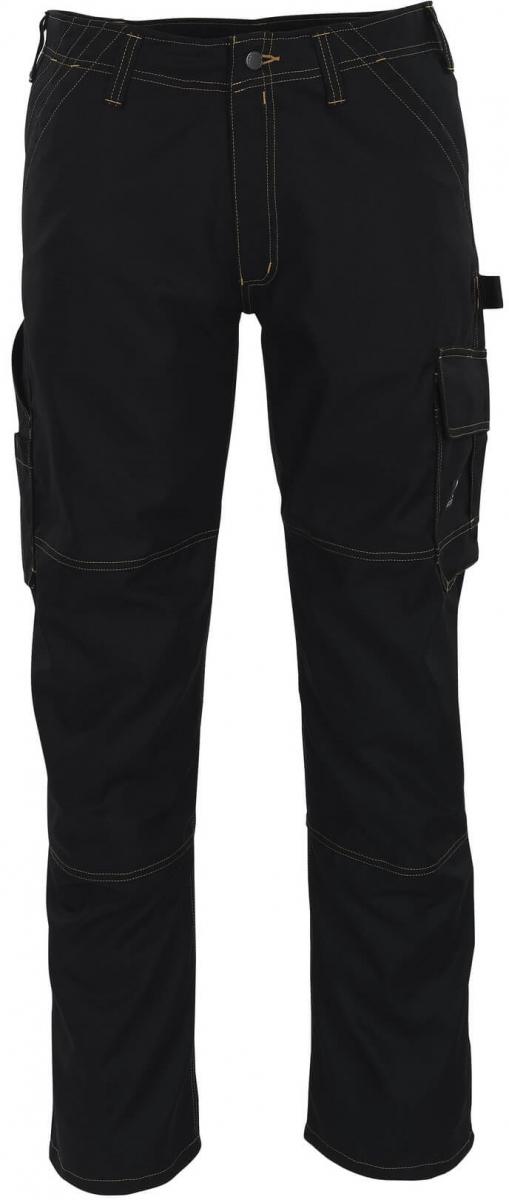 MASCOT-Workwear, Arbeits-Berufs-Bund-Hose, Faro, 82 cm, 310 g/m², schwarz