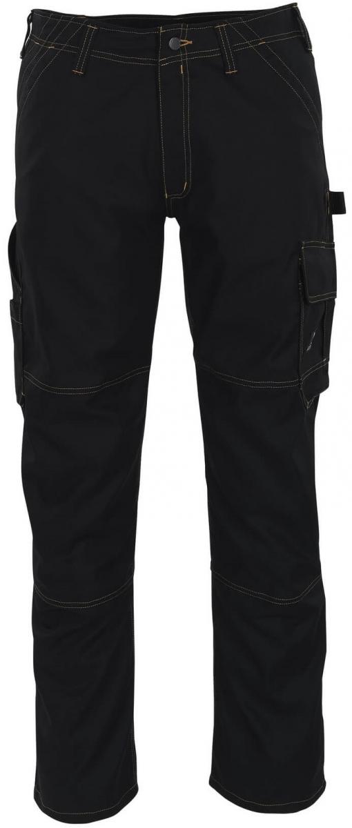 MASCOT-Workwear, Arbeits-Berufs-Bund-Hose, Faro, 90 cm, 310 g/m², schwarz