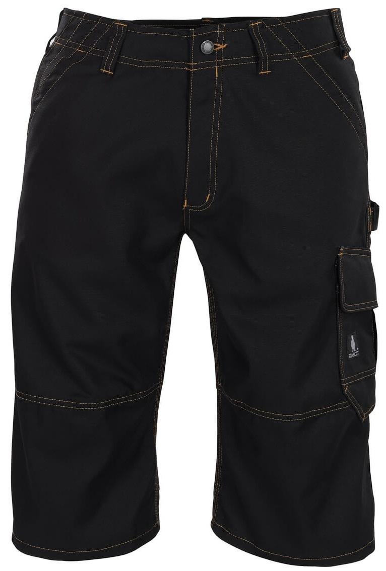 MASCOT-Workwear, Arbeits-Knie-Bund-Hose, Borba, 310 g/m², schwarz