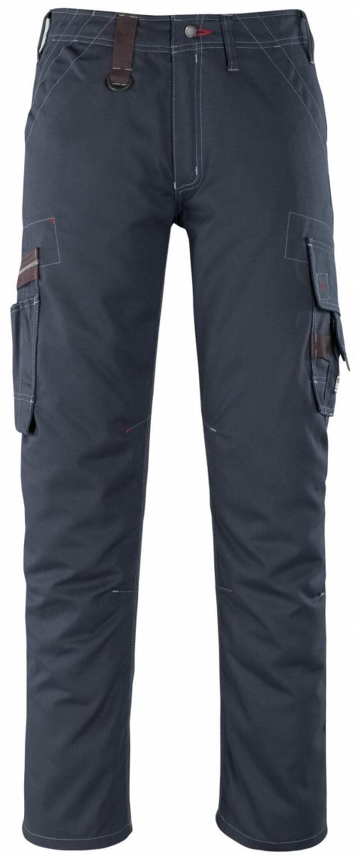 MASCOT-Workwear, Arbeits-Berufs-Bund-Hose, Rhodos, 90 cm, 260 g/m², schwarzblau