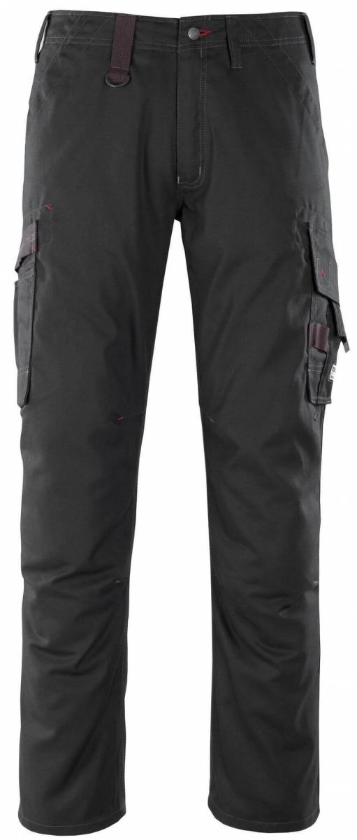 MASCOT-Workwear, Arbeits-Berufs-Bund-Hose, Rhodos, 82 cm, 260 g/m², schwarz