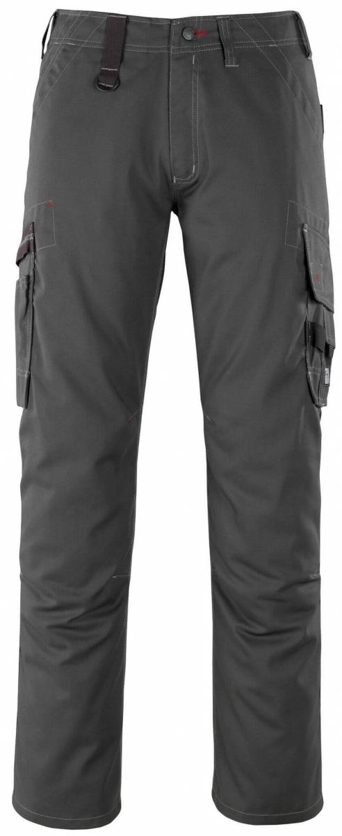 MASCOT-Workwear, Arbeits-Berufs-Bund-Hose, Rhodos, 90 cm, 260 g/m², dunkelanthrazit