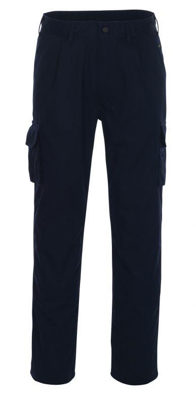 MASCOT-Workwear, Arbeits-Berufs-Bund-Hose, Pasadena, 76 cm, 245 g/m², marine