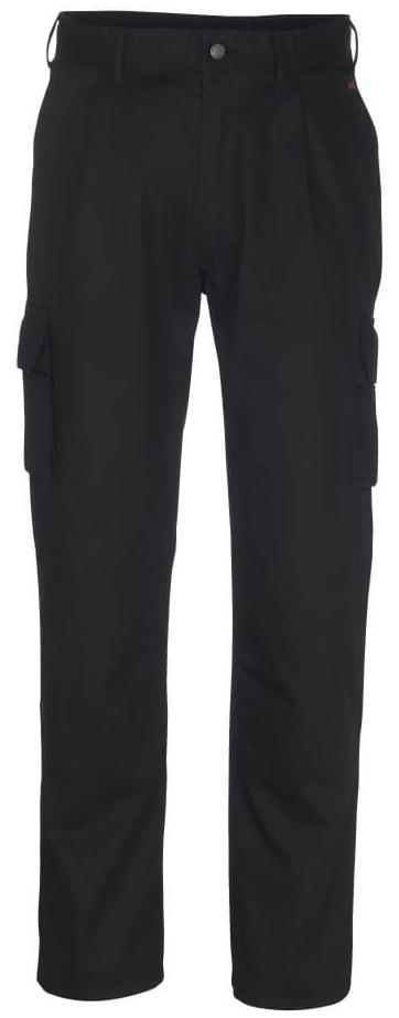 MASCOT-Workwear, Arbeits-Berufs-Bund-Hose, Pasadena, 76 cm, 245 g/m², schwarz