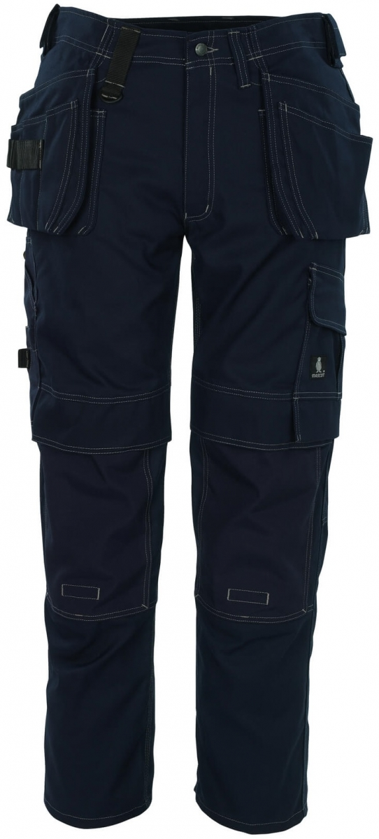 MASCOT-Workwear, Arbeits-Berufs-Bund-Hose, Ronda, 90 cm, 310 g/m², marine