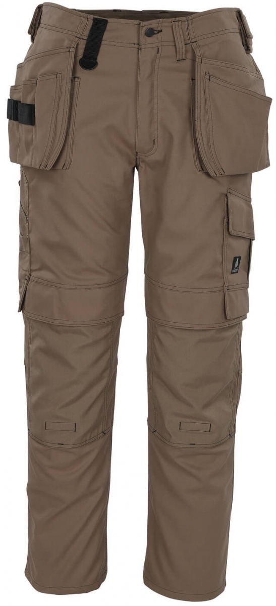MASCOT-Workwear, Arbeits-Berufs-Bund-Hose, Ronda, 82 cm, 310 g/m², khaki