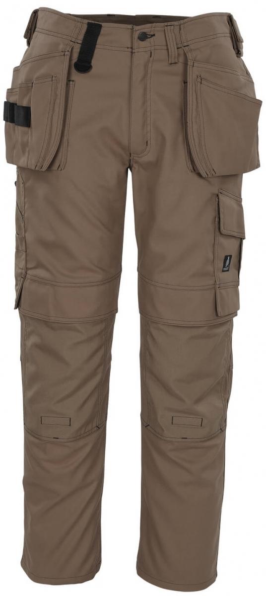 MASCOT-Workwear, Arbeits-Berufs-Bund-Hose, Ronda, 90 cm, 310 g/m², khaki