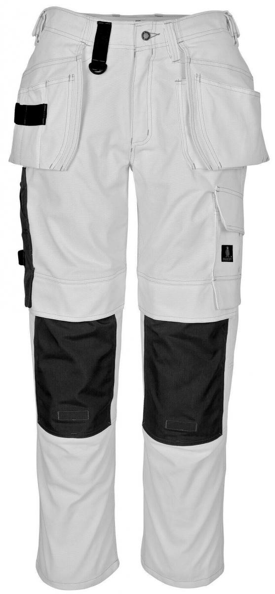 MASCOT-Workwear, Arbeits-Berufs-Bund-Hose, Ronda, 82 cm, 310 g/m², weiß