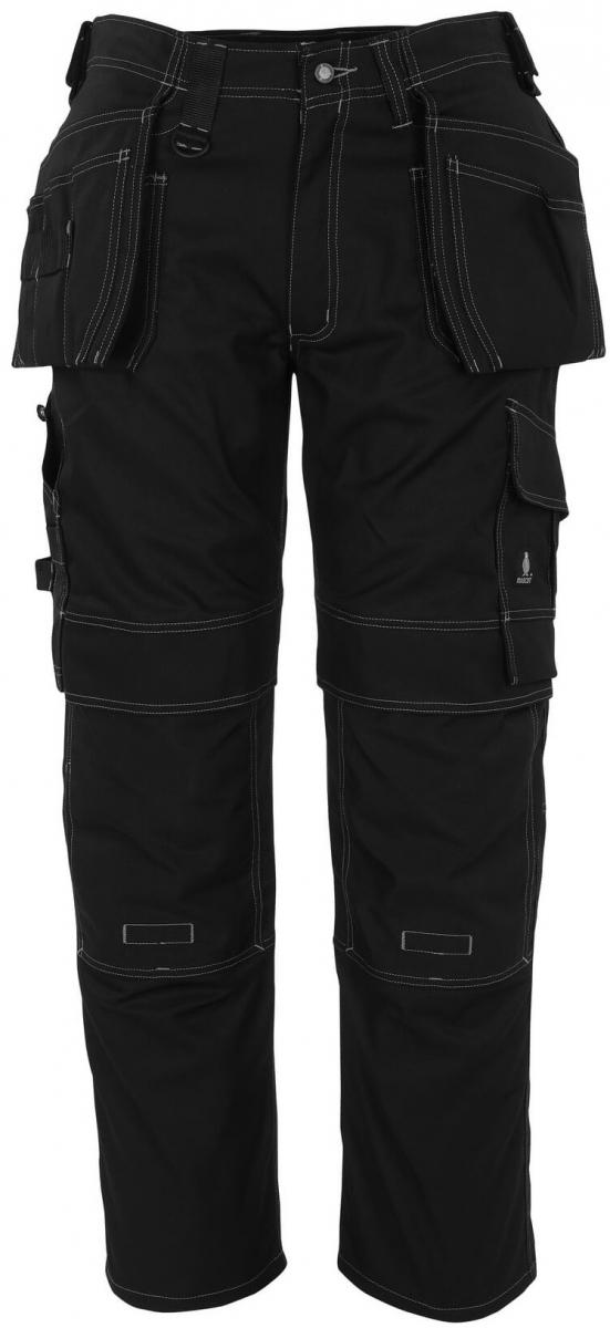 MASCOT-Workwear, Arbeits-Berufs-Bund-Hose, Ronda, 82 cm, 310 g/m², schwarz