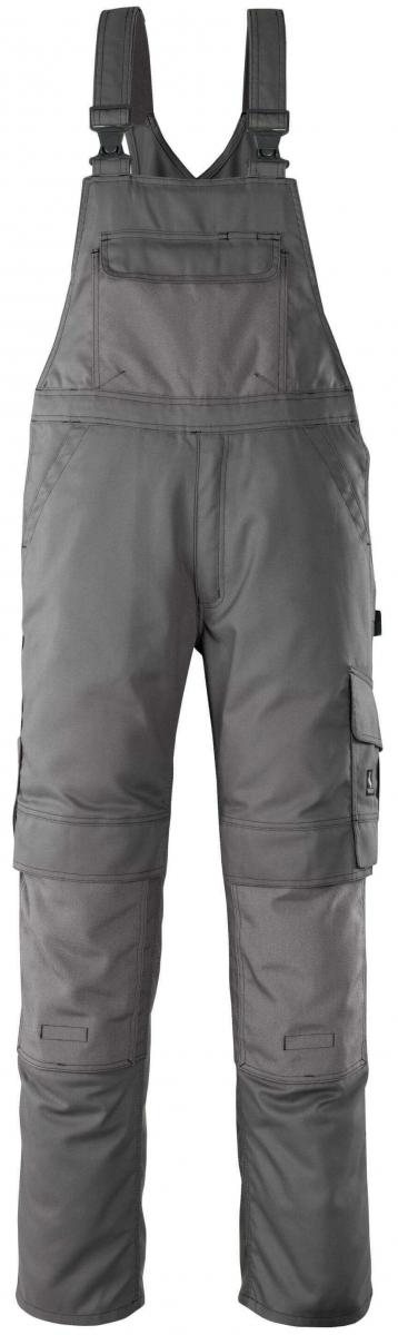 MASCOT-Workwear, Arbeits-Berufs-Latz-Hose, Orense, 90 cm, 310 g/m², anthrazit