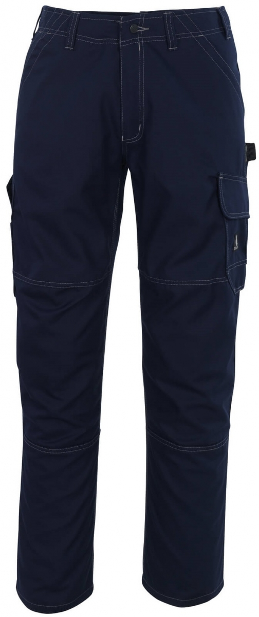 MASCOT-Workwear, Arbeits-Berufs-Bund-Hose, Totana, 90 cm, 260 g/m², marine