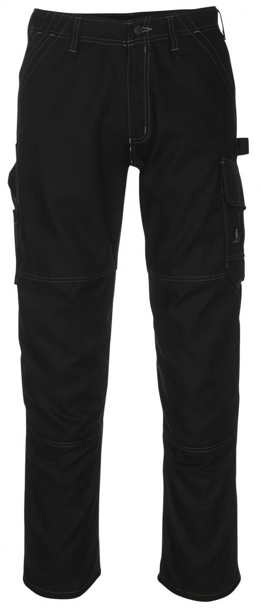 MASCOT-Workwear, Arbeits-Berufs-Bund-Hose, Totana, 90 cm, 260 g/m², schwarz
