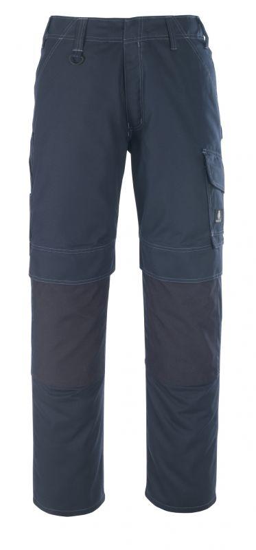 MASCOT-Workwear, Arbeits-Berufs-Bund-Hose, Houston, 82 cm, 260 g/m², schwarzblau