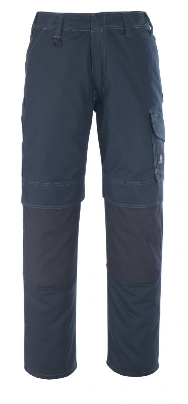MASCOT-Workwear, Arbeits-Berufs-Bund-Hose, Houston, 90 cm, 260 g/m², schwarzblau