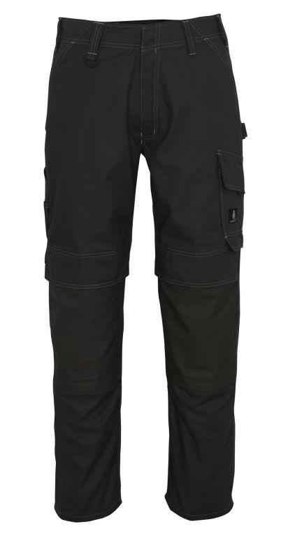 MASCOT-Workwear, Arbeits-Berufs-Bund-Hose, Houston, 82 cm, 260 g/m², dunkelanthrazit
