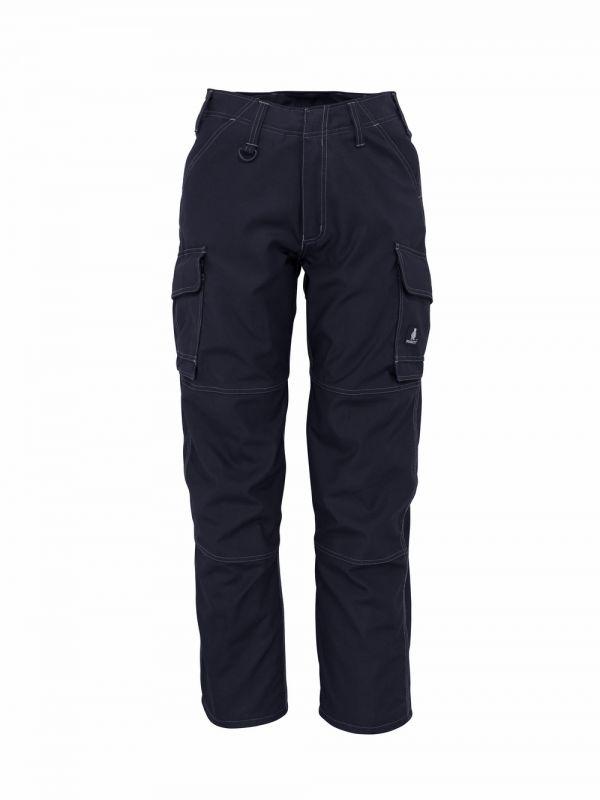 MASCOT-Workwear, Arbeits-Berufs-Bund-Hose, New Haven, 90 cm, 260 g/m², schwarzblau