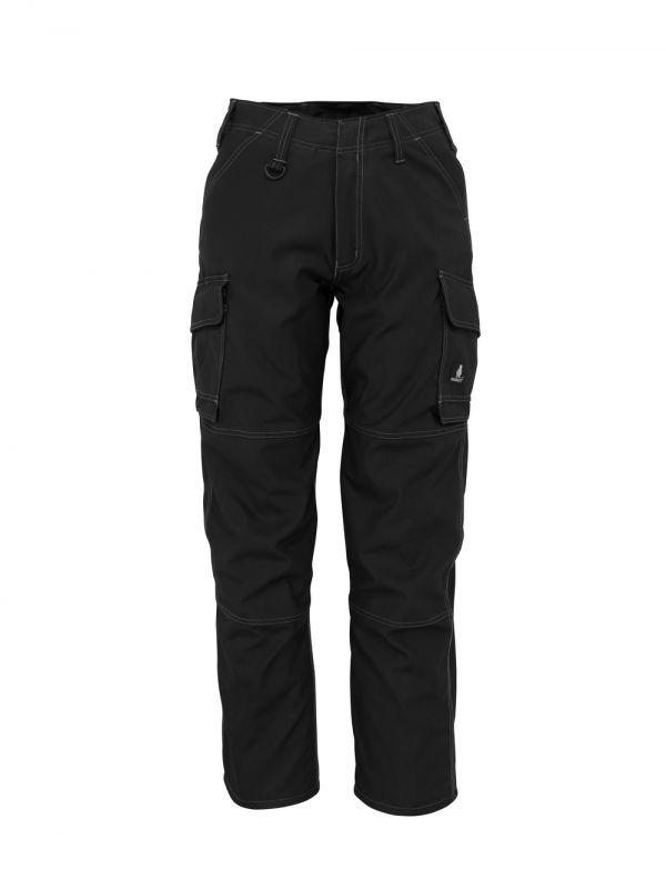 MASCOT-Workwear, Arbeits-Berufs-Bund-Hose, New Haven, 82 cm, 260 g/m², schwarz