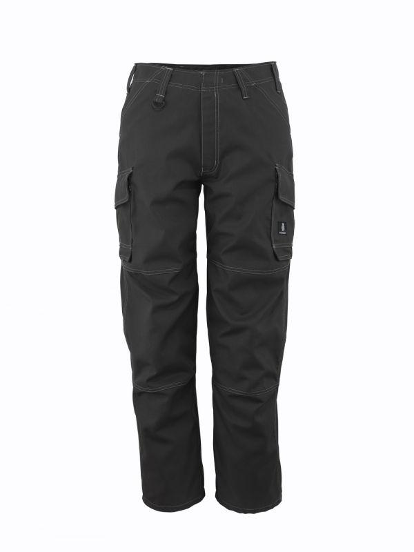 MASCOT-Workwear, Arbeits-Berufs-Bund-Hose, New Haven, 82 cm, 260 g/m², dunkelanthrazit