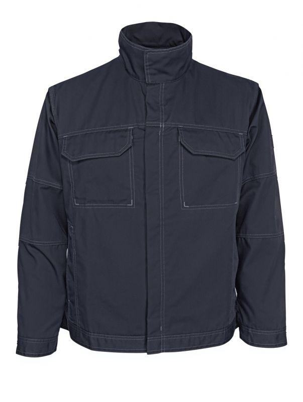 MASCOT-Workwear, Arbeits-Berufs-Arbeits-Jacke, Rockford, 270 g/m², schwarzblau