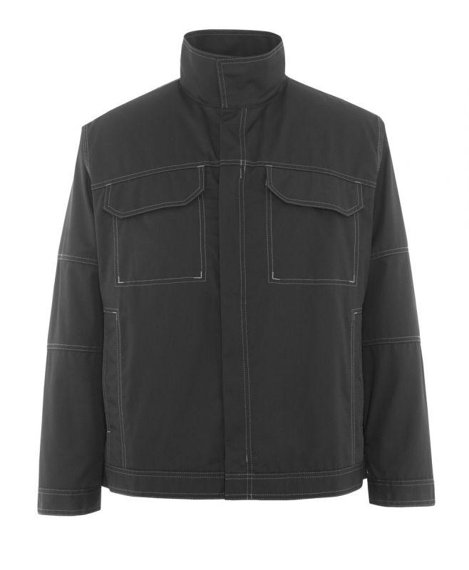 MASCOT-Workwear, Arbeits-Berufs-Arbeits-Jacke, Rockford, 270 g/m², schwarz