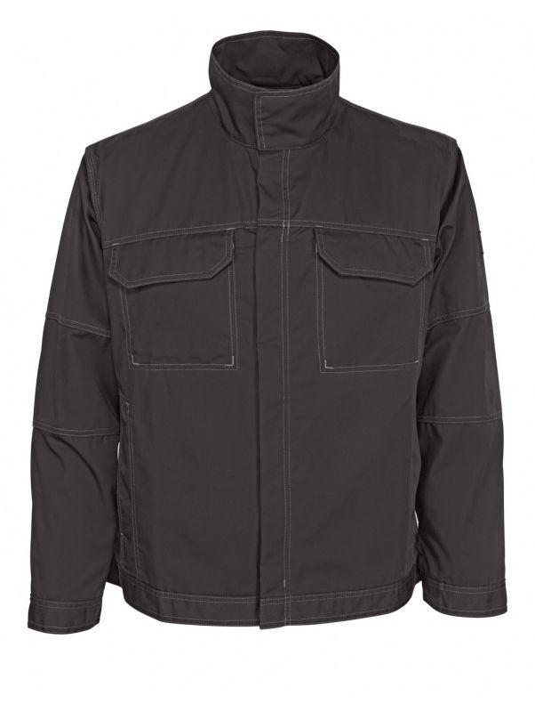 MASCOT-Workwear, Arbeits-Berufs-Arbeits-Jacke, Rockford, 270 g/m², dunkelanthrazit