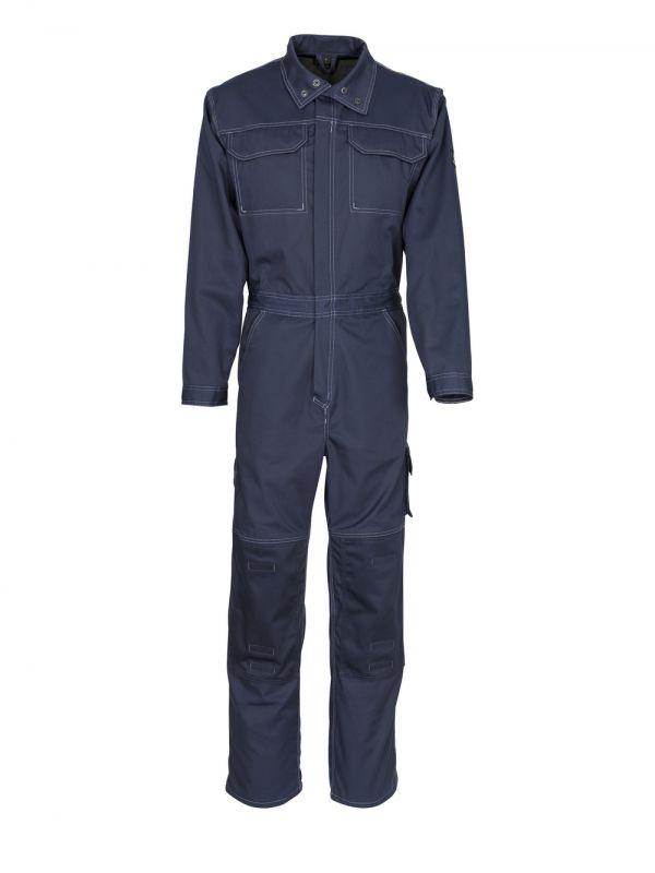 MASCOT-Workwear, Arbeits-Berufs-Overall, Rallye-Kombi, Akron, 270 g/m², schwarzblau