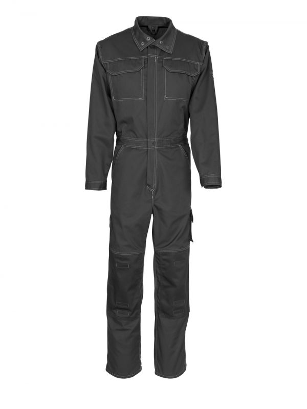 MASCOT-Workwear, Arbeits-Berufs-Overall, Rallye-Kombi, Akron, 270 g/m², schwarz