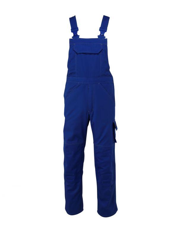 MASCOT-Workwear, Arbeits-Berufs-Latz-Hose, Newark, 82 cm, 270 g/m², kornblau