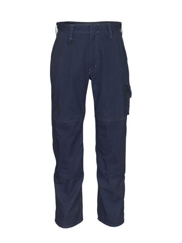 MASCOT-Workwear, Arbeits-Berufs-Bund-Hose, Pittsburgh, 90 cm, 270 g/m², schwarzblau
